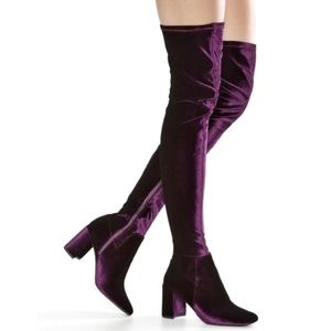 NEW Jeffrey Campbell Cienega Thigh High boot - 6.5